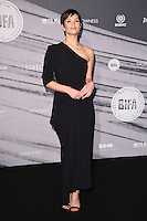 LONDON, UK. December 4, 2016: Gemma Arterton at the British Independent Film Awards 2016 at Old Billingsgate, London.<br /> Picture: Steve Vas/Featureflash/SilverHub 0208 004 5359/ 07711 972644 Editors@silverhubmedia.com