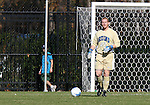 UCLA's Eric Reed on Sunday, November 26th, 2006 at Koskinen Stadium in Durham, North Carolina. The University of California Los Angeles Bruins defeated the Duke University Blue Devils 3-2 in sudden death overtime in an NCAA Division I Men's Soccer Championship quarterfinal game.