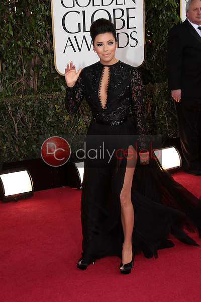 Eva Longoria<br /> at the 70th Annual Golden Globe Awards Arrivals, Beverly Hilton Hotel, Beverly Hills, CA 01-13-13<br /> David Edwards/DailyCeleb.com 818-249-4998