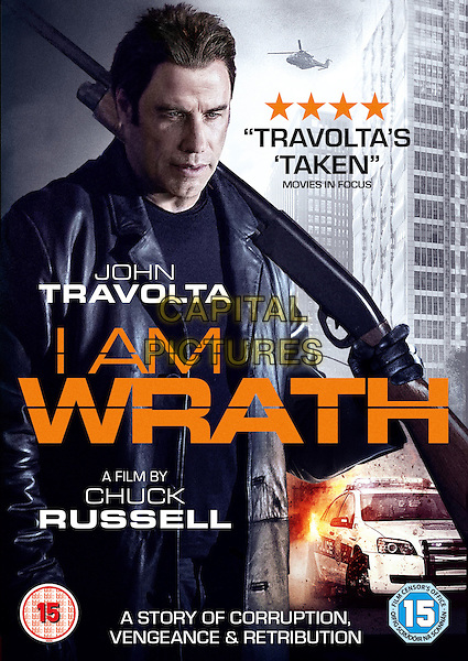 I Am Wrath (2016) <br /> POSTER ART<br /> *Filmstill - Editorial Use Only*<br /> CAP/KFS<br /> Image supplied by Capital Pictures