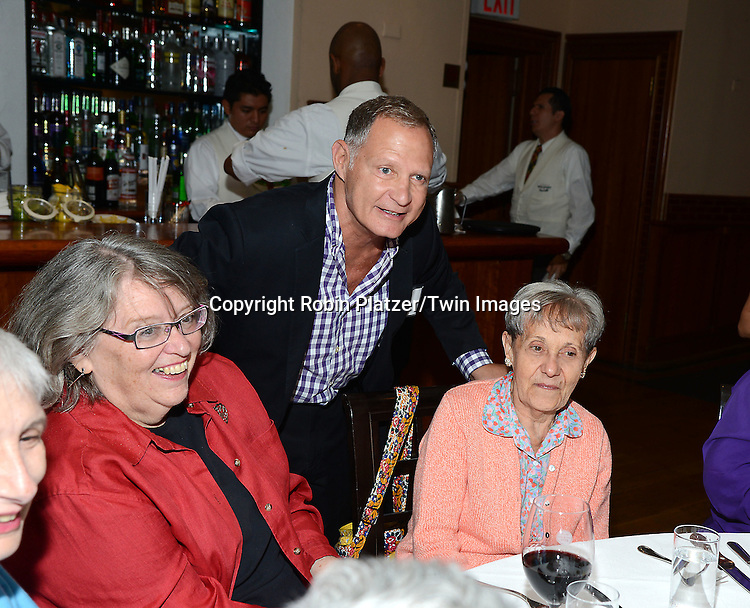 Stacy Charles and luncheon guests      attends the Big Apple Knitters Guild Luncheon on September 20, 2014 at Maloney &amp; Porcelli in New York City. <br /> <br /> photo by Robin Platzer/Twin Images<br />  <br /> phone number 212-935-0770