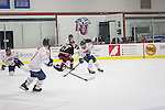 Men's DII Hockey plays Temple University on October 11, 2013. (Photo by Ty Hester)