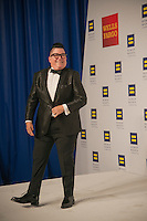 Washington DC,September 10, 2016, USA:  Lea DeLaria, attends the 20th Annual Human Rights Campaign (HRC) dinner takes place in Washington DC. Speakers and entertainment includes, Senator Tim Kaine, D-VA, Congressman John Lewis, D-GA, Nyle DiMarco, first Deaf person to win America's Top Model(Cycle 22) and Dancing with the Stars (Season 22) Actor Billy Porter, singer Estelle and actor Samira Wiley.  Patsy Lynch/Alamy