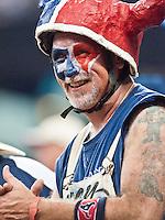 Aug. 20, 2011 --Houston Texans vs New Orleans Saints