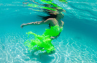 Kanako Kitao<br /> World Champion synchronized swimmer<br /> Performer in the Cirque du Soleil show &quot;O&quot; in Las Vegas