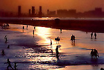 Seal Beach Sunset #10, Seal Beach in Summer, CA.