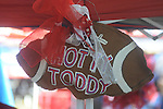 Grove decorations before Ole Miss vs. Alabama at Vaught-Hemingway Stadium in Oxford, Miss. on Saturday, October 14, 2011. Alabama won 52-7.