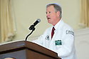 Dean Rick Morin, M.D. Class of 2016 White Coat Ceremony.