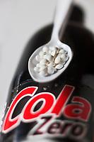 Edulcorant, Aspartame et Soda Coca Light