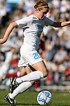 North Carolina's Heather O'Reilly on Saturday, November 25th, 2006 at Fetzer Field in Chapel Hill, North Carolina. The University of North Carolina Tarheels defeated the Texas A&M Aggies 3-2 in an NCAA Division I Women's Soccer Championship quarterfinal game.