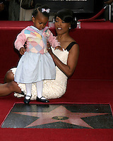 Angela Bassett, and  Bronwyn.Angela Bassett Receives a Star on the Hollywood Walk of Fame.Hollywood Boulevard.Los Angeles, CA.March 20, 2008.©2008 Kathy Hutchins / Hutchins Photo