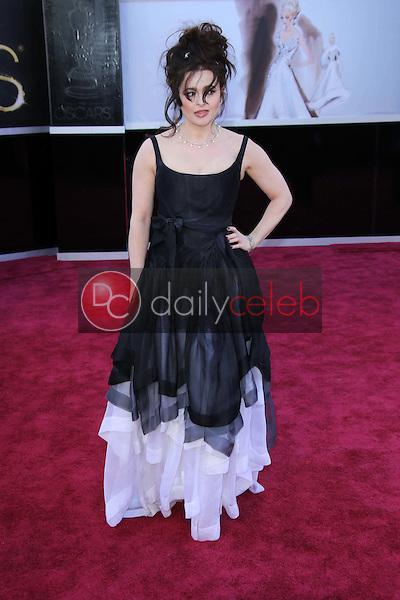 Helena Bonham Carter<br /> at the 85th Annual Academy Awards Arrivals, Dolby Theater, Hollywood, CA 02-24-13<br /> David Edwards/DailyCeleb.com 818-249-4998
