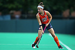 12 September 2014: Syracuse's Lauren Brooks. The University of North Carolina Tar Heels hosted the Syracuse University Orange at Francis E. Henry Stadium in Chapel Hill, North Carolina in a 2014 NCAA Division I Field Hockey match. UNC won the game 3-0.