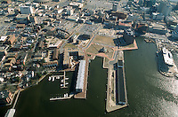 1993 February ..Redevelopment.Downtown West (A-1-6)..LOOKING EAST.FROM FREEMASON HARBOR TO NAUTICUS ...NEG#.NRHA#..