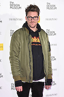 LONDON, UK. November 22, 2016: Henry Holland at The Design Museum VIP launch party in Kensington, London.<br /> Picture: Steve Vas/Featureflash/SilverHub 0208 004 5359/ 07711 972644 Editors@silverhubmedia.com