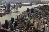 Luchtfotografie - Rotterdam - Havengebied - Europoort - Maasvlakte - Port of Rotterdam