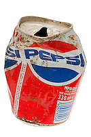 Old Can of Pepsi - 2010