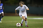 31 October 2013: North Carolina's Alexa Newfield. The University of North Carolina Tar Heels hosted the Duke University Blue Devils at Fetzer Field in Chapel Hill, NC in a 2013 NCAA Division I Women's Soccer match. North Carolina won the game 3-0.