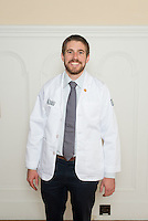 Christopher Mayhew. Class of 2017 White Coat Ceremony.