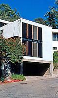 Raphael S. Soriano: Koosis House, 1941 Glencoe, Hollywood. 1940. Photo 78.