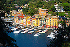 Portofino - Liguarian harbour holiday resort