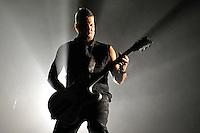 JAN 13 Disturbed performing at Genting Arena