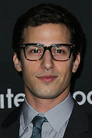 CULVER CITY, LOS ANGELES, CA, USA - FEBRUARY 27: Andy Samberg at the 1st Annual unite4:humanity Presented by unite4:good and Variety held at Sony Pictures Studios on February 27, 2014 in Culver City, Los Angeles, California, United States. (Photo by Xavier Collin/Celebrity Monitor)