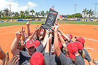 C USA Softball Championship Tournament 2015