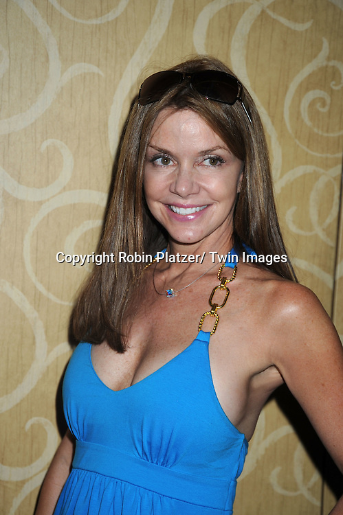bobbie eakes at the sway gift suite at the daytime emmy awards on june