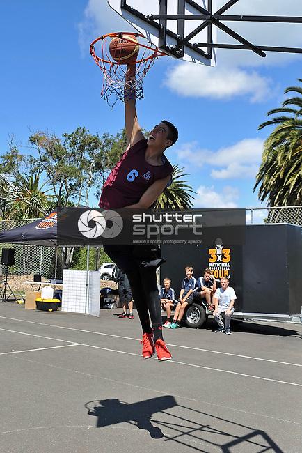 3X3 National Basketball Tour, 6 February 2015, Tahunanui, Nelson, New Zealand, Photos: Barry Whitnall/shuttersport