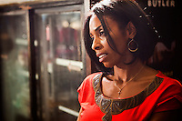 Khandi Alexander in the pilot episode of HBO's 'Treme' created by David Simon and Eric Overmyer.