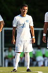 14 August 2015: North Carolina's Nico Melo. The University of North Carolina Tar Heels hosted the Winthrop University Eagles at Fetzer Field in Chapel Hill, NC in a 2015 NCAA Division I Men's Soccer preseason exhibition. North Carolina won the game 4-1.