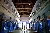 Church on island of Kayts, Jaffna Peninsula...2004<br /> Sri Lanka.