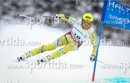 06.02.2013, Planai, Schladming, AUT, FIS Weltmeisterschaften Ski Alpin, Super G, Herren, im Bild Kjetil Jansrud (NOR) // Kjetil Jansrud of Norway in action during Mens SuperG at the FIS Ski World Championships 2013 at the Planai Course, Schladming, Austria on 2013/02/06. EXPA Pictures © 2013, PhotoCredit: EXPA/ Johann Groder