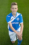 St Johnstone Academy Under 13&rsquo;s&hellip;2016-17<br />Euan Hay<br />Picture by Graeme Hart.<br />Copyright Perthshire Picture Agency<br />Tel: 01738 623350  Mobile: 07990 594431