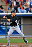 13 March 2008: Florida Marlins' outfielder Josh Willingham in action during a Spring Training game against the Washington Nationals at Space Coast Stadium, in Viera, Florida. The Marlins defeated the Nationals 2-1 in the Grapefruit League matchup...Mandatory Photo Credit: Ed Wolfstein Photo