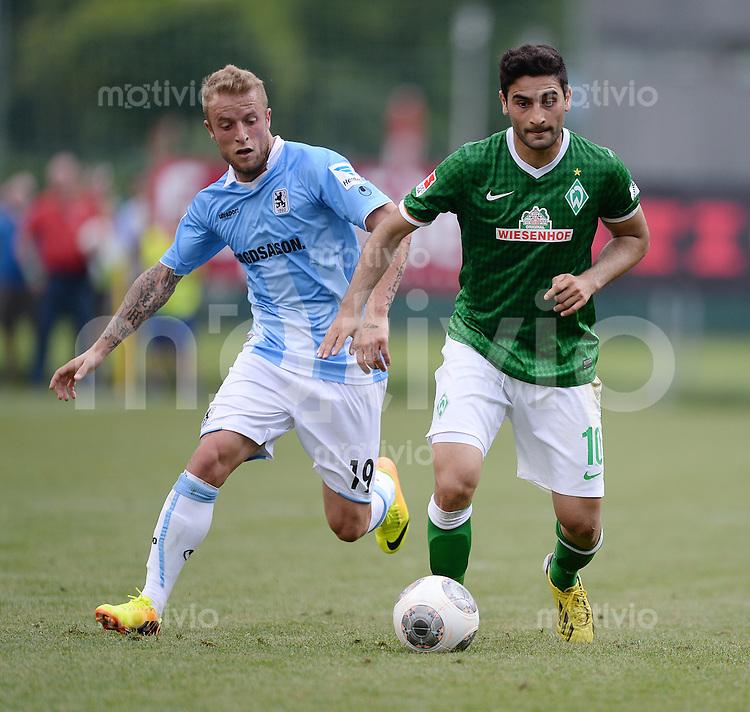 FUSSBALL  1. Bundesliga   2013/2014   Testspiel in Zell am Ziller SV Werder Bremen - 1860 Muenchen      10.07.2013 Levent Aycicek (SV Werder Bremen)