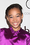 Amandla Stenberg of The Hunger Games at the Ubuntu Education Fund New York City Gala, June 6, 2012.  © Diego Corredor / MediaPunch Inc. ***NO GERMANY***NO AUSTRIA***
