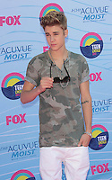 Justin Bieber - Teen Choice Awards 2012