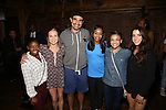 The Final Five - US Women's Gymnastics Team visit 'Hamilton'