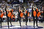 {filename base}<br /> <br /> 1311-09 Cougarettes BKB Performance, dance, orange<br /> <br /> @ BYU vs Weber State<br /> <br /> November 8, 2013<br /> <br /> Photo by Jaren Wilkey/BYU<br /> <br /> &copy; BYU PHOTO 2013<br /> All Rights Reserved<br /> photo@byu.edu  (801)422-7322<br /> <br /> Photo by Mark A. Philbrick/BYU<br /> <br /> &copy; BYU PHOTO 2013<br /> All Rights Reserved<br /> photo@byu.edu  (801)422-7322