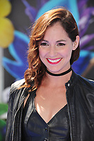 Actress Christina Elizabeth Smith at the world premiere for &quot;Smurfs: The Lost Village&quot; at the Arclight Theatre, Culver City, USA 01 April  2017<br /> Picture: Paul Smith/Featureflash/SilverHub 0208 004 5359 sales@silverhubmedia.com