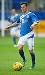 St Johnstone FC U20&rsquo;s Season 2016-17<br />Paul Simpson<br />Picture by Graeme Hart.<br />Copyright Perthshire Picture Agency<br />Tel: 01738 623350  Mobile: 07990 594431