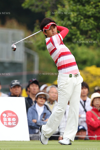 Tomohiro Kondo, MAY 26th, 2011 - Golf : Diamond Cup Golf 2011 1st Round at Chiba Country Club Umesato Course, Chiba, Japan. (Photo by YUTAKA/AFLO SPORT) [1040]