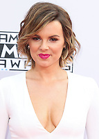 LOS ANGELES, CA, USA - NOVEMBER 23: Ali Fedotowsky arrives at the 2014 American Music Awards held at Nokia Theatre L.A. Live on November 23, 2014 in Los Angeles, California, United States. (Photo by Xavier Collin/Celebrity Monitor)
