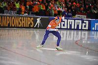 SCHAATSEN: HEERENVEEN: 08-01-2017, IJsstadion Thialf, ISU EC Sprint & Allround, Jorien ter Mors, ©foto Martin de Jong