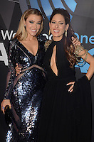 LOS ANGELES, CA - NOVEMBER 20: Rachel Platten, Kerri Kasem at Westwood One on the carpet at the 2016 American Music Awards at the Microsoft Theater in Los Angeles, California on November 20, 2016. Credit: David Edwards/MediaPunch