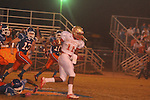 Lafayette High's Joshua Barry (11) vs. North Pontotoc in high school football in Pontotoc, Miss. on Thursday, October 24, 2012. Lafayette High won 38-0.