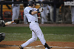 Ole Miss' Matt Tracy (29) hits a two-run home run in the first inning against Tulane at Oxford-University Stadium in Oxford, Miss. on Friday, March 4, 2010.