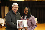The University of Louisiana at Monroe honors employees for their years of service during the 2014 Employee Recognition Program on Jan. 7, 2014.<br /> Photos by: Terrance Armstard/ULM Photo Services